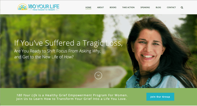 180 Your Life Website