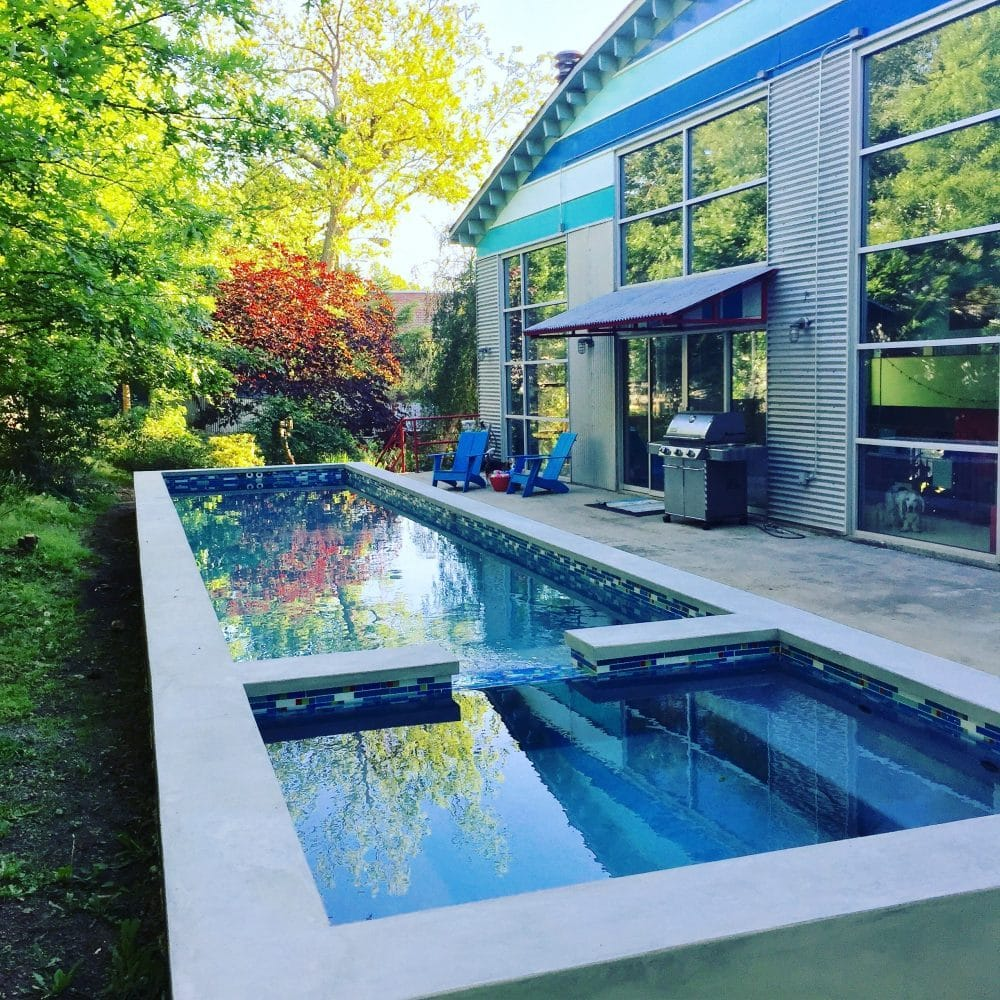 Urban Oasis Pool