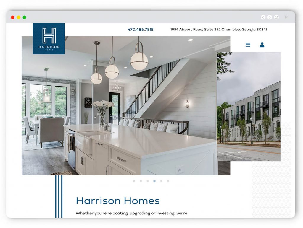 Home Web Design