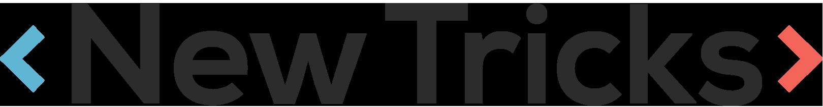 New Tricks Web Design Logo