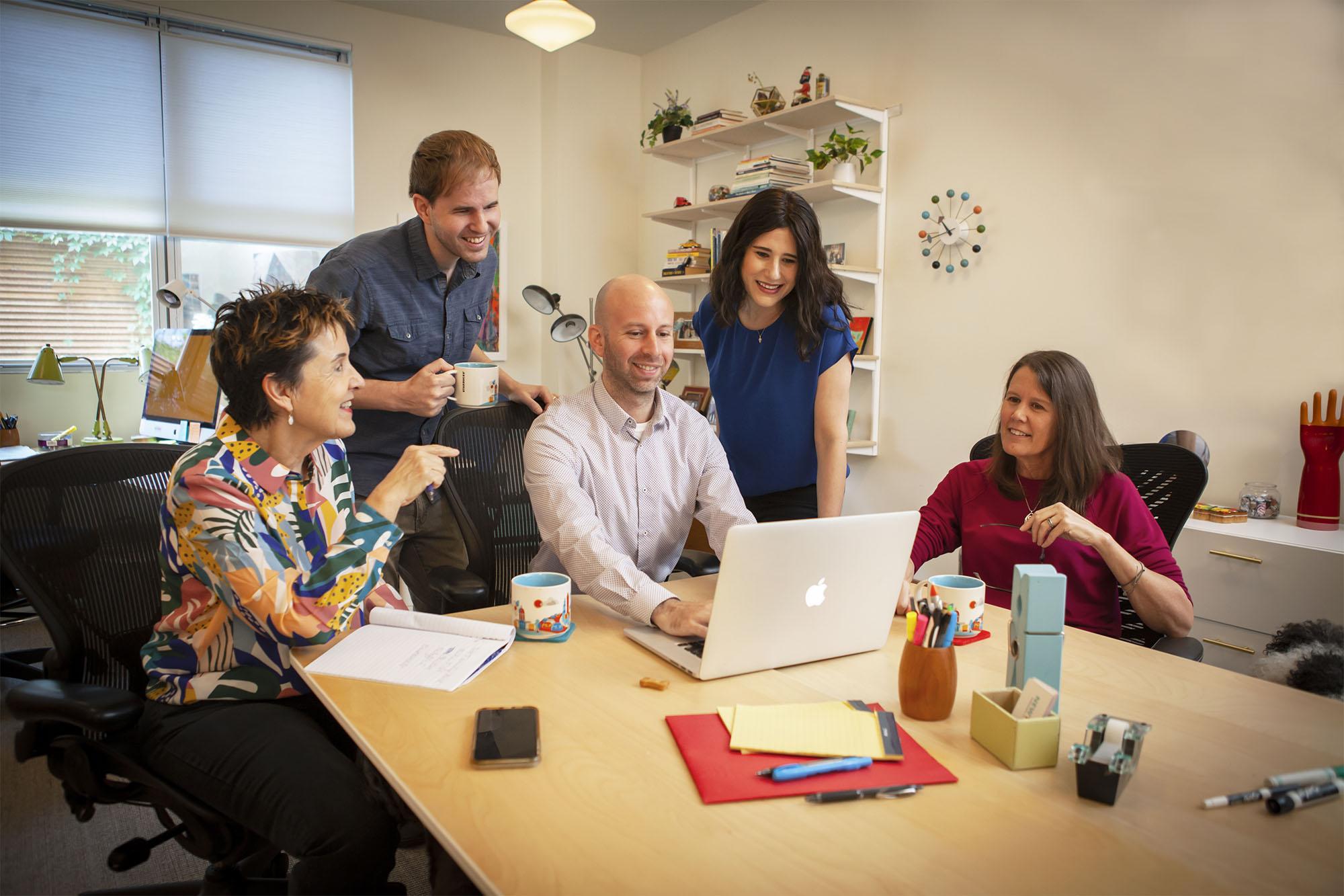 New Tricks Web Design Team