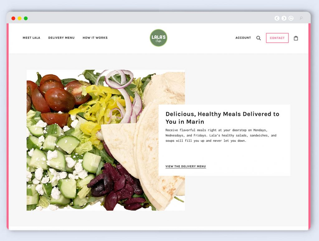 E Commerce Web Design