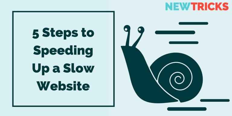 speeding up a slow website
