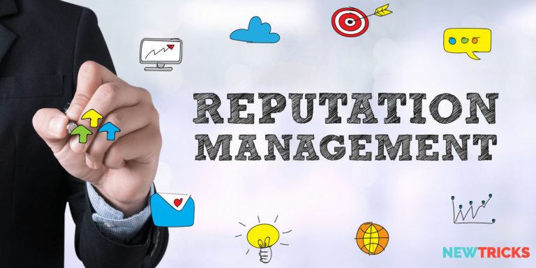 manage your reputation online