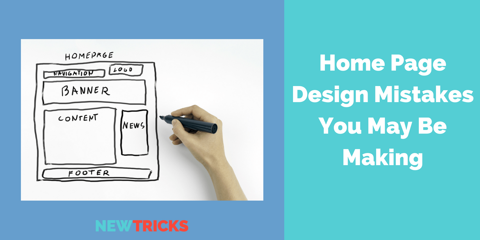 Home Page Design Mistakes
