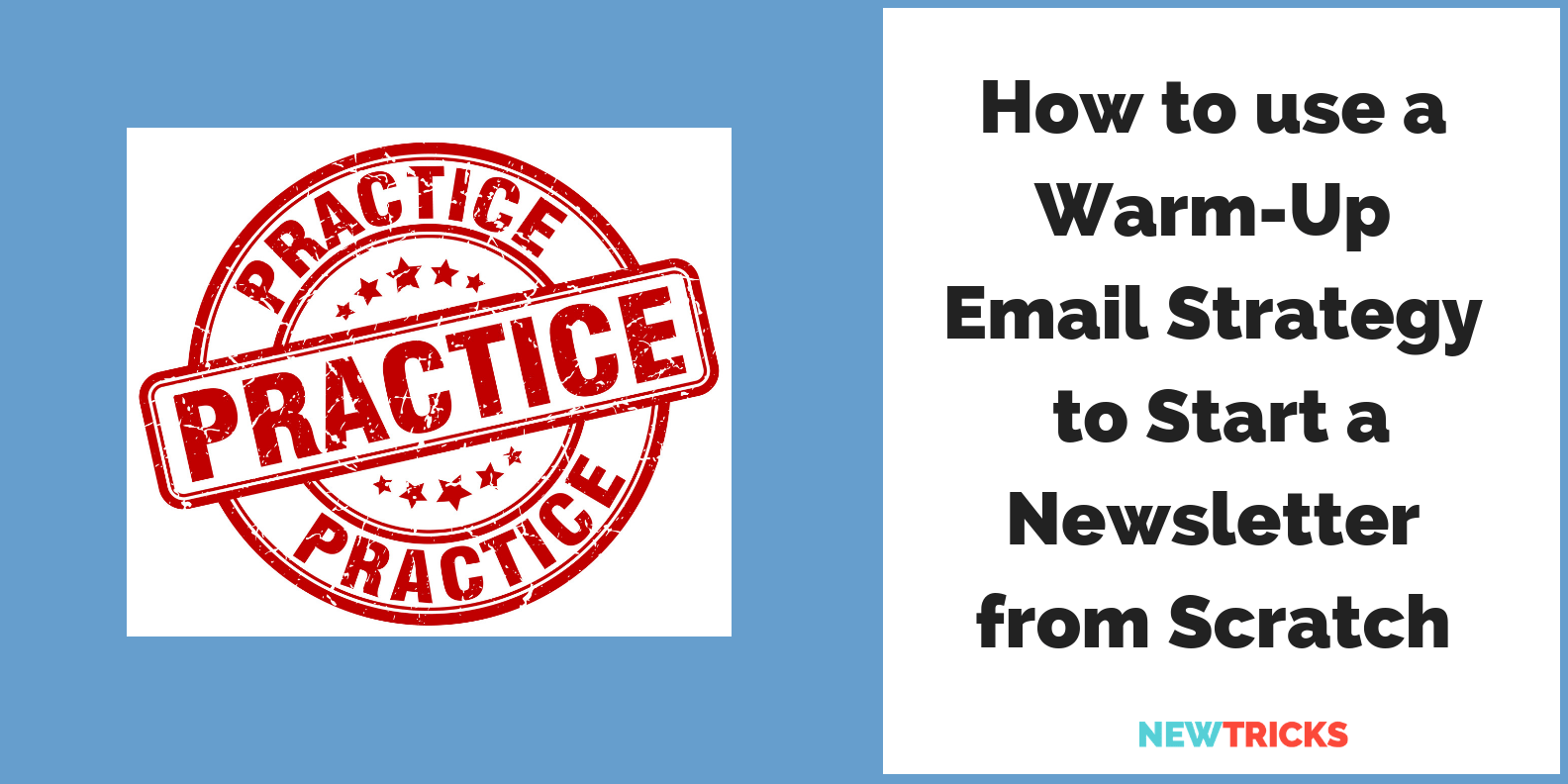 Warm-Up Email Strategy